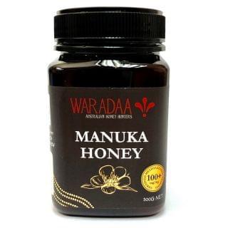 Waradaa - MGO 100+ 麥蘆卡蜂蜜 (500g)