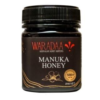 Waradaa - MGO 500+ 麥蘆卡蜂蜜 (250g)