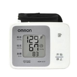 Omron - HEM-6121 手腕式血壓計 (中國版)