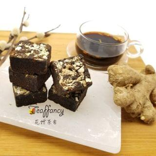 花妍茶舍 - 薑母黑糖茶 (400g)