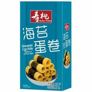 壽桃 - 海苔雞蛋卷 (100g)
