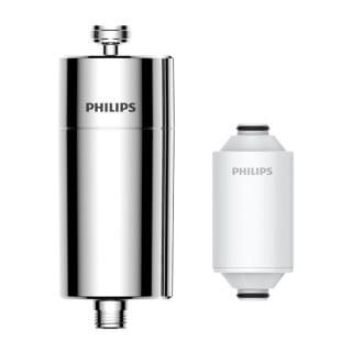 Philips 飛利浦 - AWP1775CH淋浴淨水器連AWP175淋浴淨水器替換濾芯優惠套裝 (銀色)
