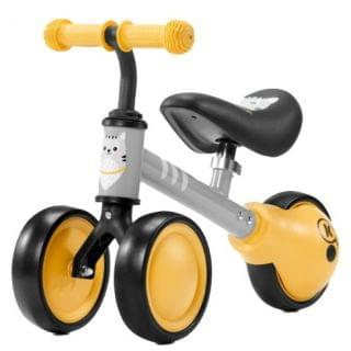 KinderKraft - 迷你平衡車 CUTIE (黃色)