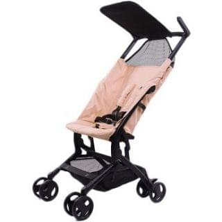 Joowaa - Poppy T1 可摺輕便袋嬰兒車 (粉紅色)