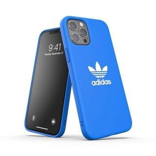 Adidas - Originals iPhone 12 Pro Max BASIC 保護殼 (藍底白 LOGO)