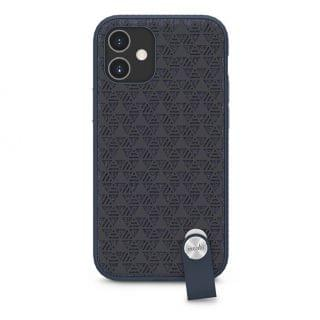 Moshi - Altra iPhone 12 mini 可拆式腕帶保護殼 (SnapTo) (夜幕藍)