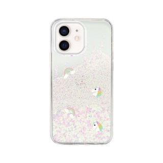 SwitchEasy - iPhone 12 mini Flash 保護殼 (獨角馬) (白)