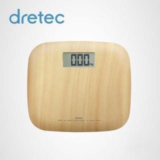 Dretec - 體重磅 (淺啡色) (BS-171NW)