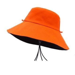 遮陽帽 (橙色)