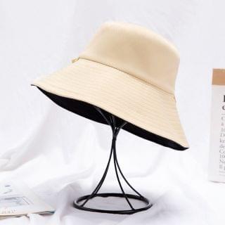 遮陽帽 (米色)
