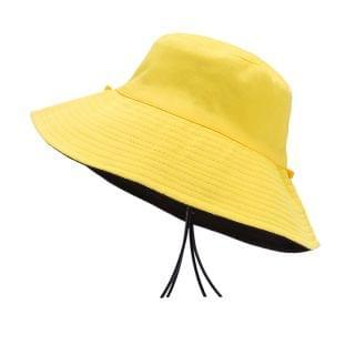 遮陽帽 (黃色)