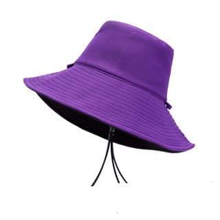 遮陽帽 (紫色)