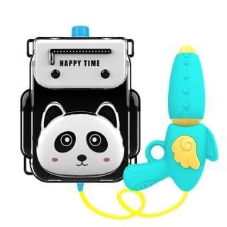 DELICATE - 背包水槍沙灘戶外玩具 (熊貓)