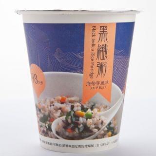 源天然 - 黑纖粥 (海帶芽風味)