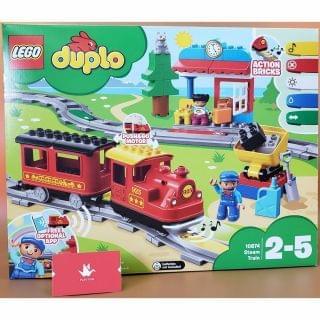 Lego 樂高 - DUPLO Town Steam Train (10874)