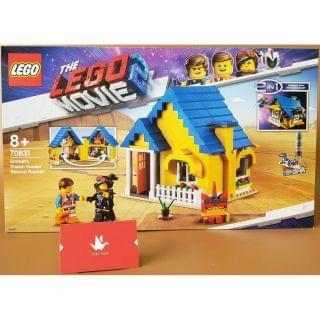 Lego 樂高 - Movie Emmet's Dream House/Rescue Rocket! (70831)