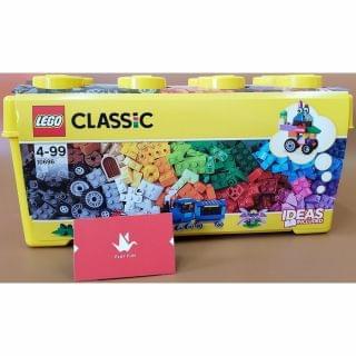 Lego 樂高 - Classic LEGO® Medium Creative Brick Box (10696)