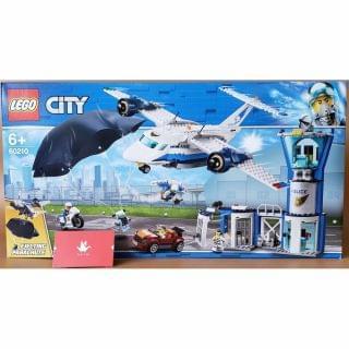 Lego 樂高 - City Police Sky Police Air Base (60210)