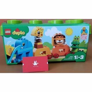 Lego 樂高 - DUPLO My First My First Animal Brick Box (10863)
