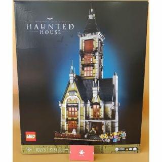 Lego 樂高 - Creator Expert Haunted House (10273)