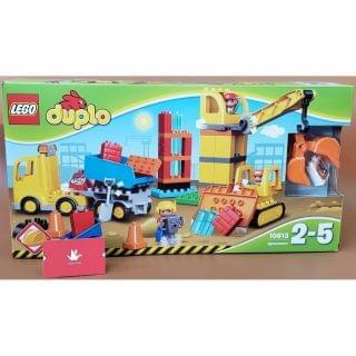 Lego 樂高 - DUPLO Town 10813 Big Construction Site V29 (10813)