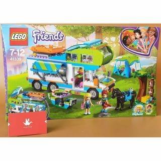 Lego 樂高 - Friends Mia's Camper Van (41339)