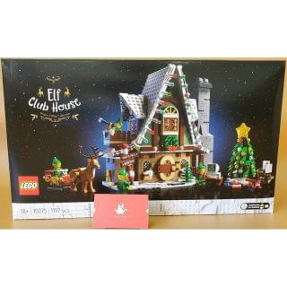 Lego 樂高 - Creator Expert Elf Club House (10275)