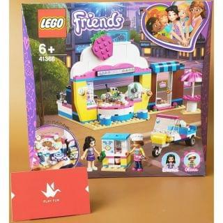 Lego 樂高 - Friends Olivia's Cupcake Café (41366)
