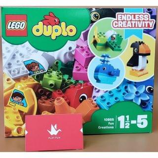 Lego 樂高 - DUPLO My First Fun Creations (10865)