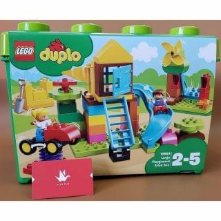 Lego 樂高 - DUPLO My First Large Playground Brick Box (10864)