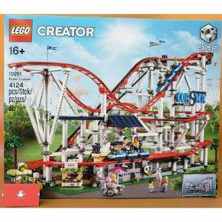 Lego 樂高 - Creator Expert Roller Coaster (10261)