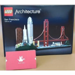 Lego 樂高 - Architecture San Francisco (21043)