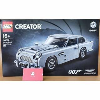 Lego 樂高 - Creator Expert James Bond™ Aston Martin DB5 (10262)