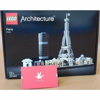 Lego 樂高 - Architecture Paris (21044)