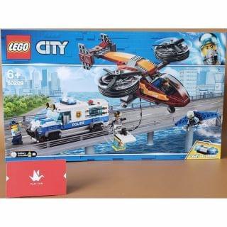 Lego 樂高 - City Police Sky Police Diamond Heist (60209)