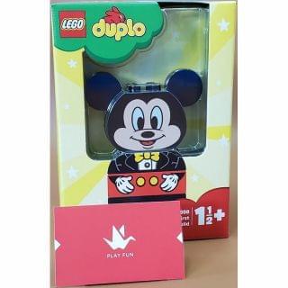Lego 樂高 - DUPLO Disney TM My First Mickey Build (10898)