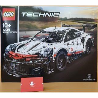 Lego 樂高 - Technic Preliminary GT Race Car (42096)