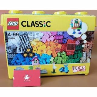 Lego 樂高 - Classic LEGO® Large Creative Brick Box (10698)