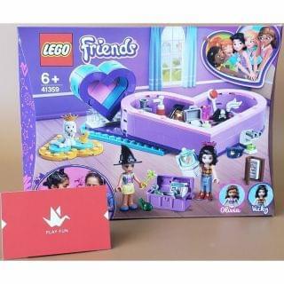 Lego 樂高 - Friends Heart Box Friendship Pack (41359)