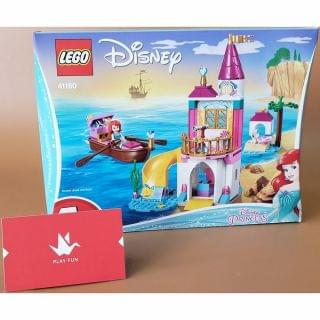 Lego 樂高 - Disney Princess Ariel's Seaside Castle (41160)