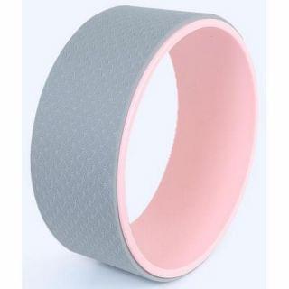 Smarter HK - 瑜伽輪 (粉紅灰)