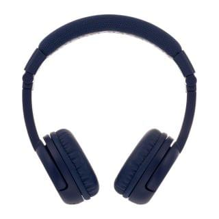 BuddyPhones - Play Plus  頭帶式無線兒童耳機 (有咪) (深藍色)