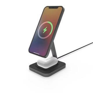 SENSES - 2 合1 Mag Charging 磁吸無線充電座