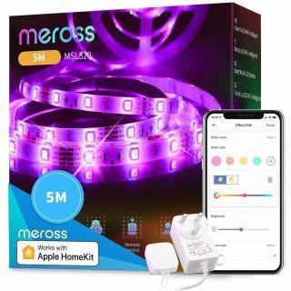 Meross - 5米彩光智能燈帶 (送額外5米)