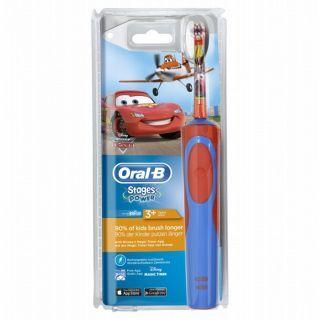 Oral-B - D12.513 兒童充電電動牙刷 (反斗車王)