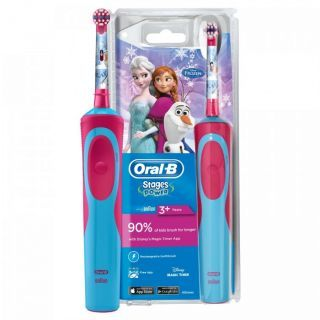 Oral-B - D12.513 兒童充電電動牙刷 (冰雪奇緣)