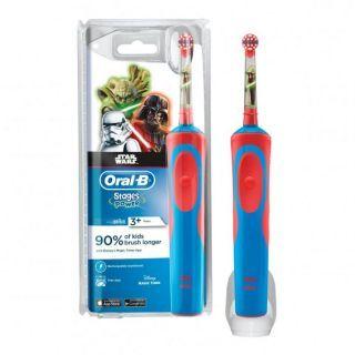 Oral-B - D12.513 兒童充電電動牙刷 (星球大戰)