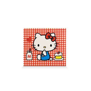 Papery - 口罩套 MASKfolio S (Hello Kitty Picnic)