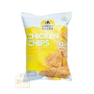 Chicky Shake - 低卡零脂肪雞胸肉脆片 (原味) (14g)