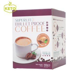 Super Lit - 草飼牛油 生酮防彈咖啡(椰子油、C8 MCT 油 、酥油)
